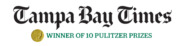 The Tampa Bay Times and Tampabay.com is Florida's largest newspaper, and Tampa Bay's leading news website.